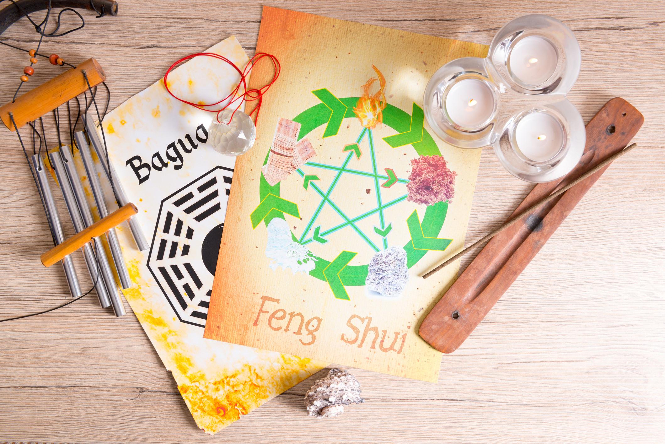como aplicar feng shui