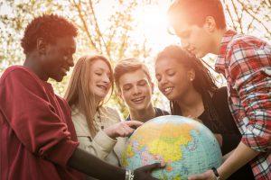 Carteirinha de estudante internacional