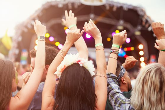 Festivais de música: meia entrada com Carteira do  Estudante ISIC